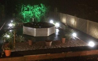 Garden Lighting NP Electrics Tring