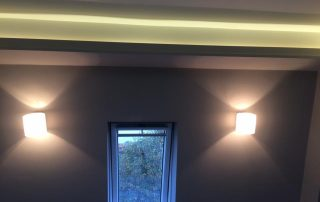 NP Electrics Tring Bedroom lighting