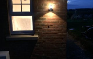 360 Up/Down Light on sensor NP Electrics Tring