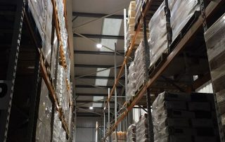 Warehouse Lighting upgrade Electricians Tring and Berkhamsted